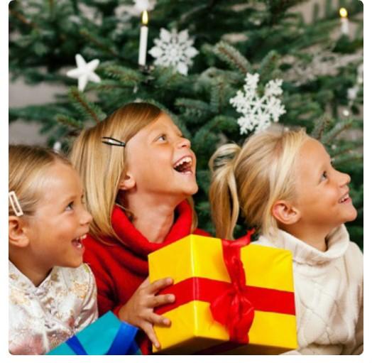 Акция «Дари радость на Новый год»