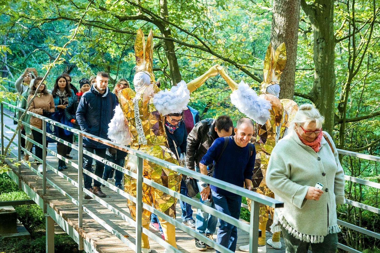 День туризма в Парке янтарного периода