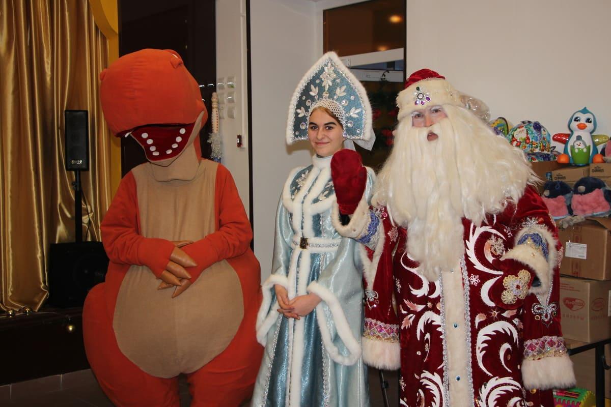 Новогодний десант в Багратионовске