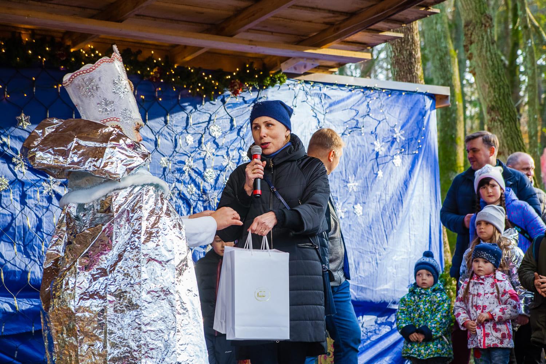 Акция по сбору подарков «Дари радость на Новый год».