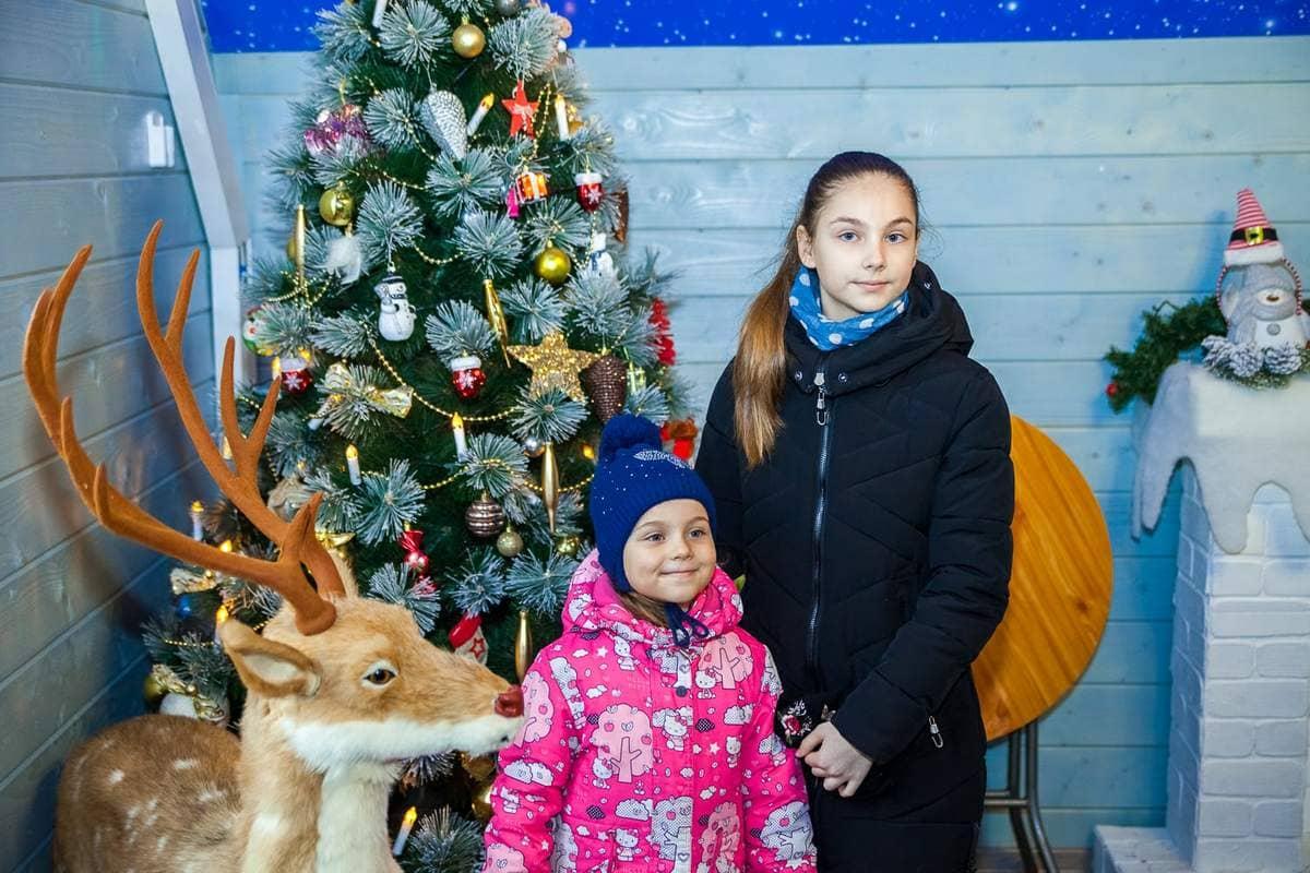 Последний день работы резиденции Деда Мороза в новогоднем формате