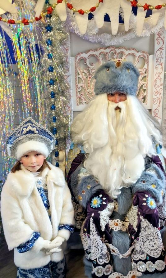 Фотоотчет День Рождения Деда Мороза